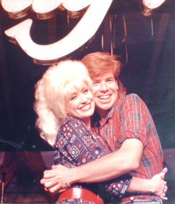 dolly parton & frazier riddell